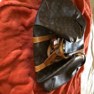 Louis Vuitton keep all 60